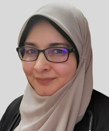 Dr Maha Sakran