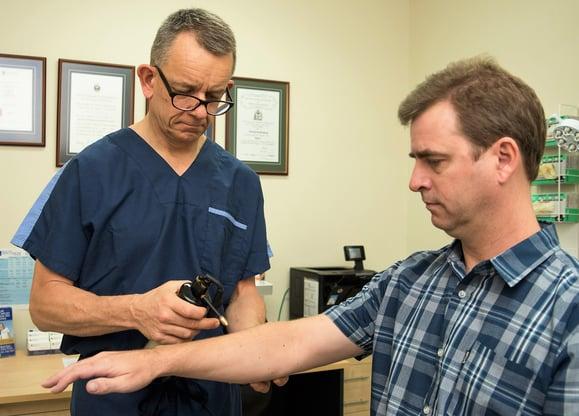Skin cancer treatments