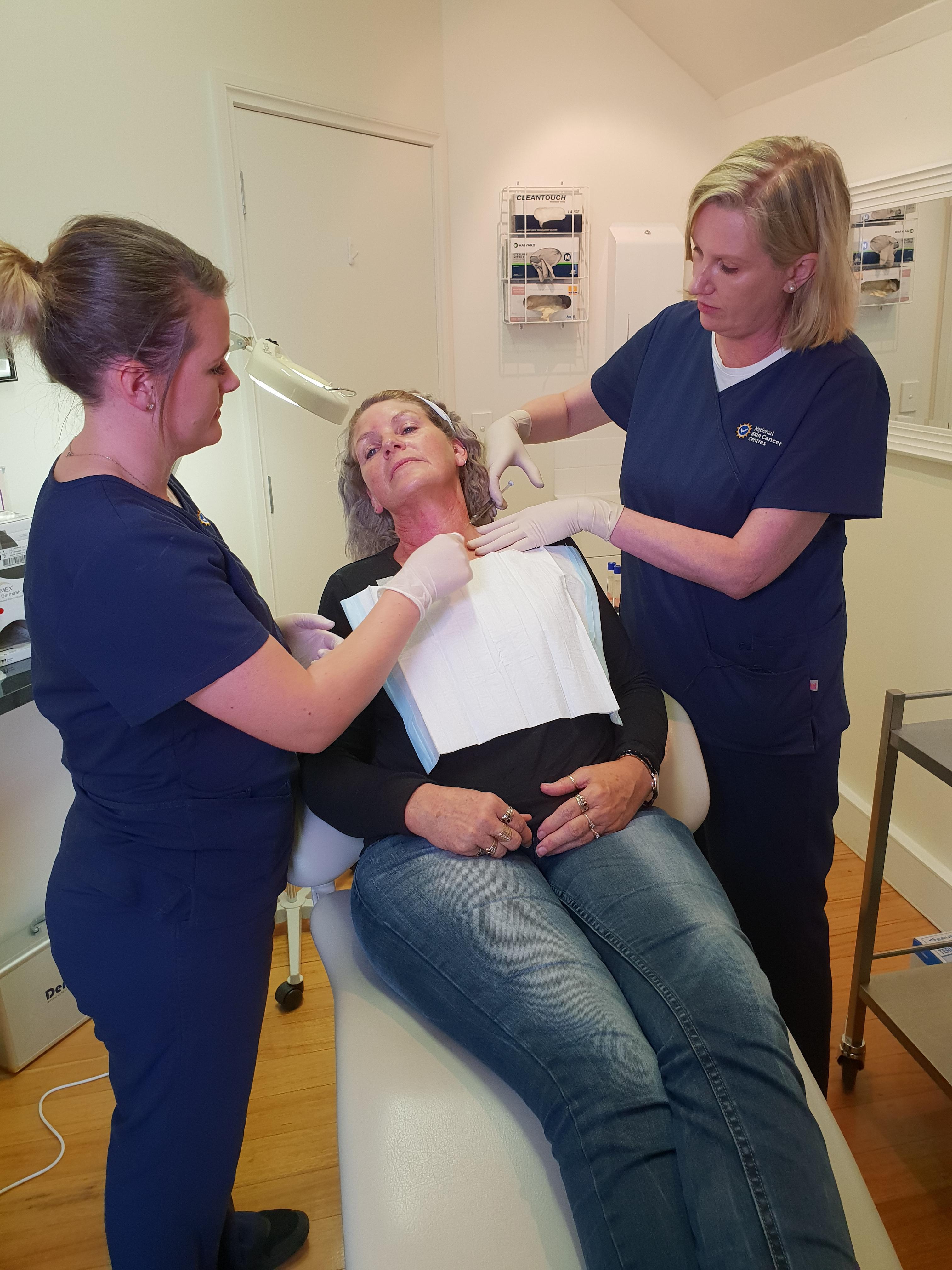 Rejuvenative injectables | National Skin Cancer Centres