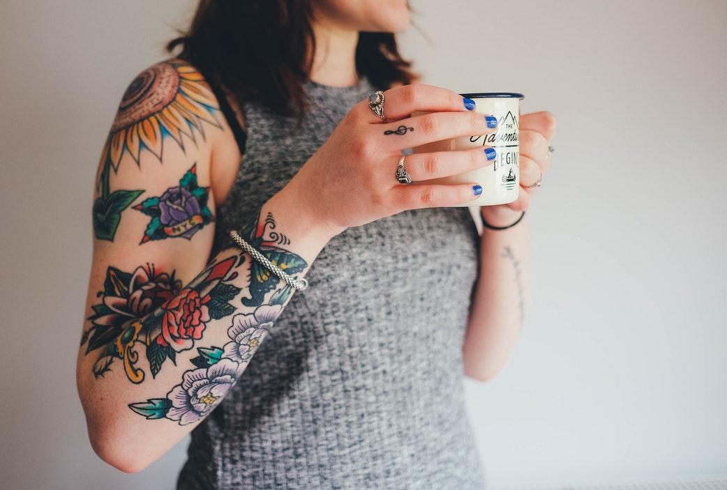Can Skin Cancers Develop Under Tattooed Skin By dubuddha october 20, 2016. can skin cancers develop under tattooed
